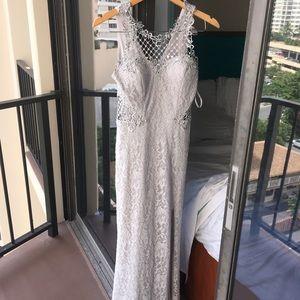 2018 David's bridal Prom dress
